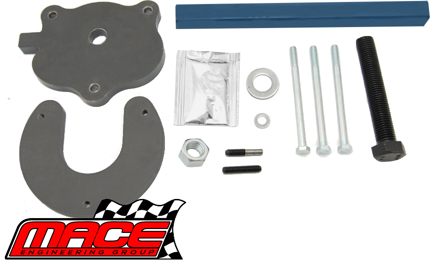 MACE SUPERCHARGER PULLEY REMOVAL AND INSTALLATION TOOL TO SUIT HOLDEN L67  SUPERCHARGED 3 8L V6