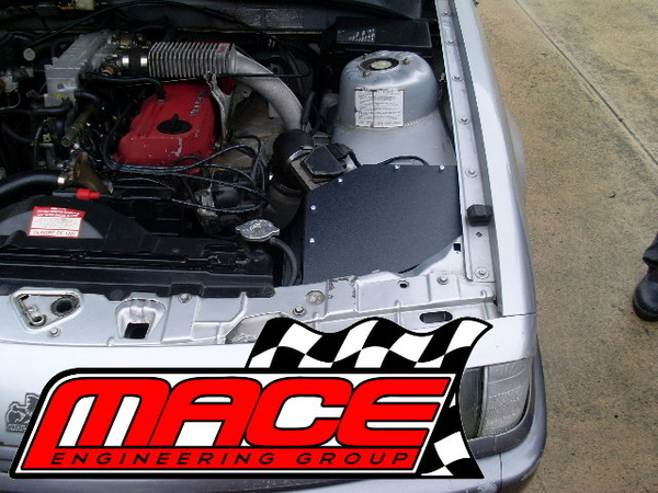Cold Air Intake To Suit Holden Vb Vl 6 Mace Engineering