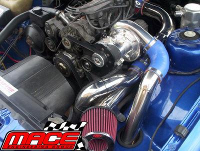 Raptor Supercharger Kit To Suit Holden VN - VR V6