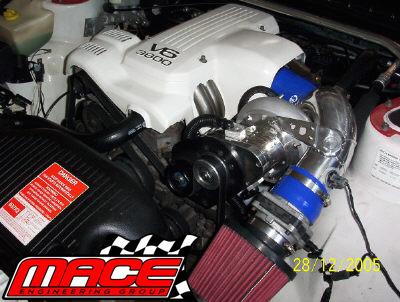 Raptor Supercharger Kit To Suit Holden VS-VT V6