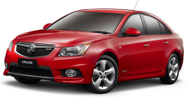 Holden Cruze And Barina Rs 1 4l 1 6l Turbo Flash Tuning