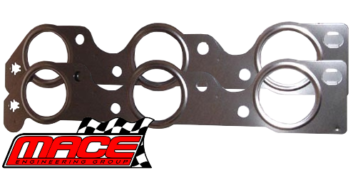 Gm Genuine Mls Exhaust Manifold Gasket Set To Suit Holden