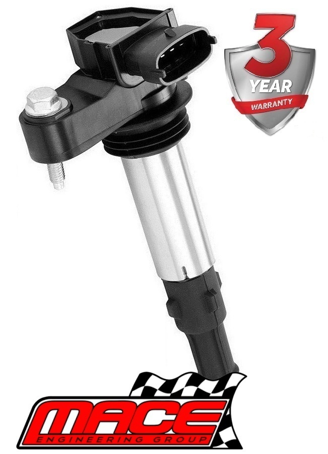 MACE PREMIUM IGNITION COIL TO SUIT HOLDEN ALLOYTEC LY7 LE0 LCA 3 6L V6
