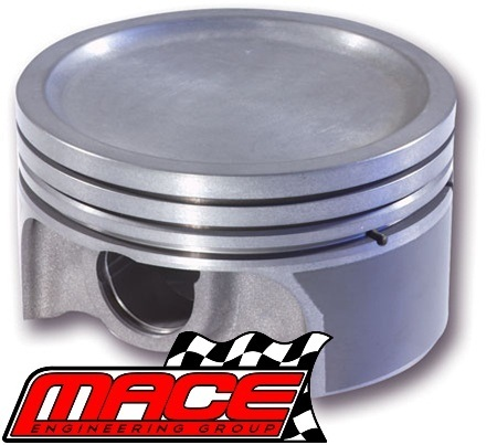 Mahle oversized forged pistons 4 0L 6CYL AU Falcon