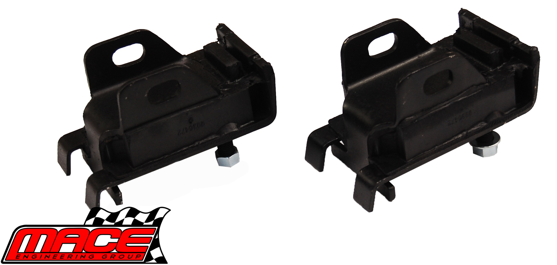 PAIR OF MACE STANDARD ENGINE MOUNTS TO SUIT HOLDEN COMMODORE