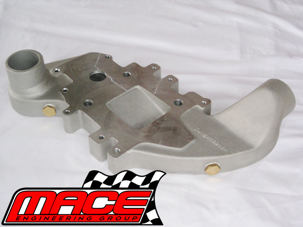 52MM AIR TO AIR INTERCOOLER PLATE TO SUIT HOLDEN CALAIS VS VT VX VY L67  SUPERCHARGED 3 8L V6