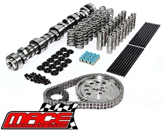 MACE STAGE 3 PERFORMANCE CAM PACKAGE TO SUIT HOLDEN COMMODORE VS VT VU VX  VY ECOTEC L36 3 8L V6