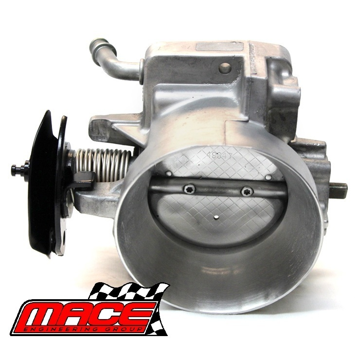 MACE PERFORMANCE PORTED THROTTLE BODY TO SUIT HOLDEN CALAIS VT VX LS1 5 7L  V8