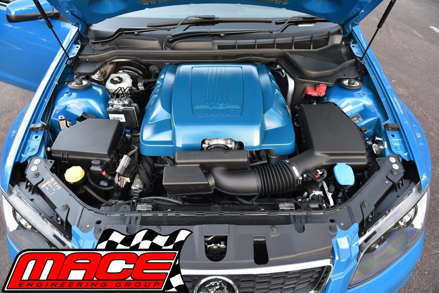 Mace Pace Setter Package To Suit Holden Sidi Llt 3 6l V6