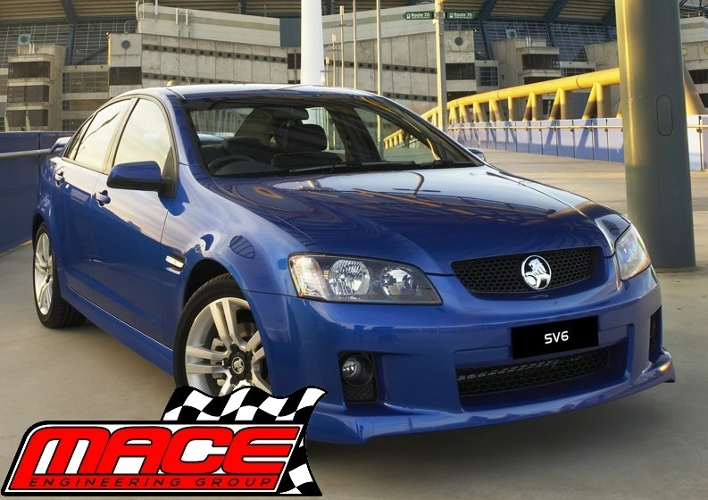 MACE SPEED DEMON PACKAGE TO SUIT HOLDEN COMMODORE VE ALLOYTEC LY7 LE0 LW2  LWR 3 6L V6-MY09 5 ONWARDS