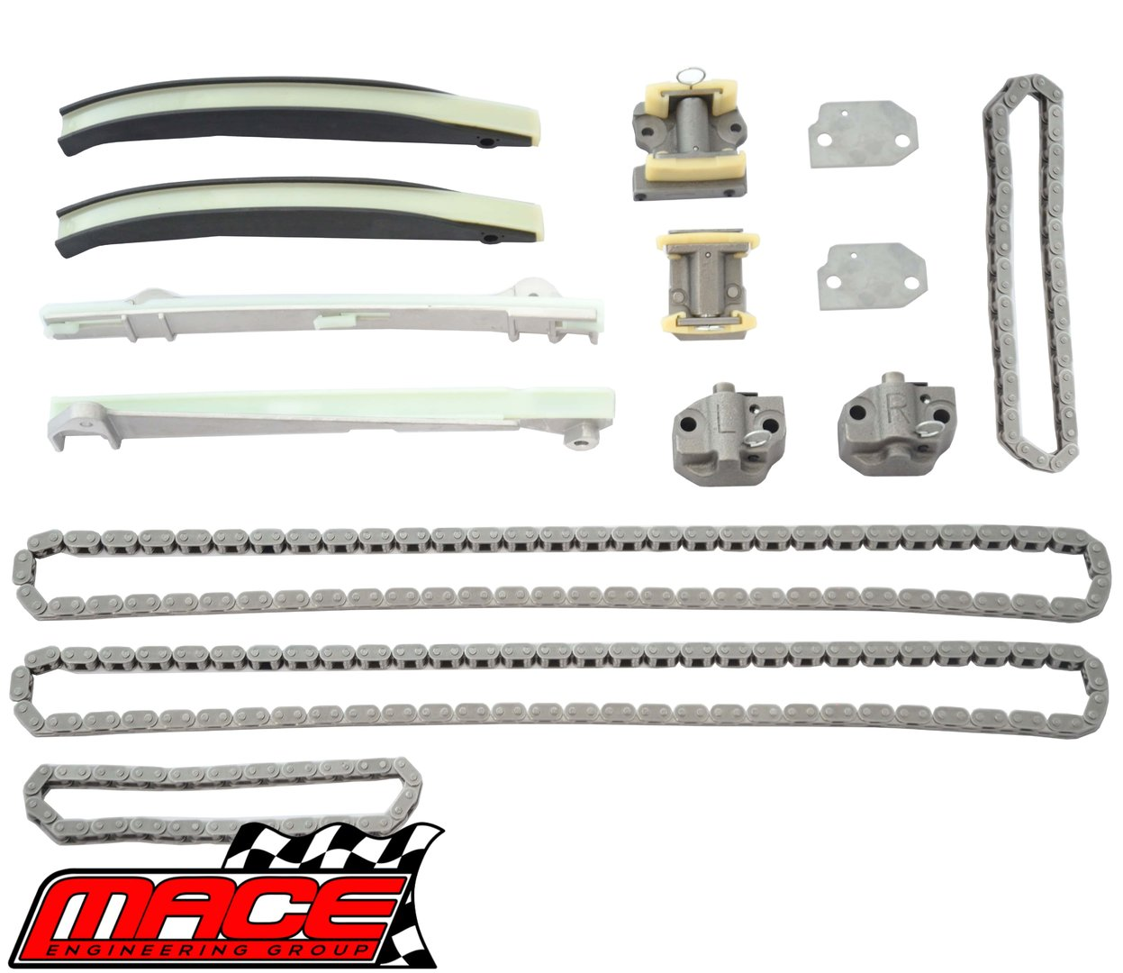MACE TIMING CHAIN KIT WITHOUT GEARS TO SUIT FORD FALCON BA