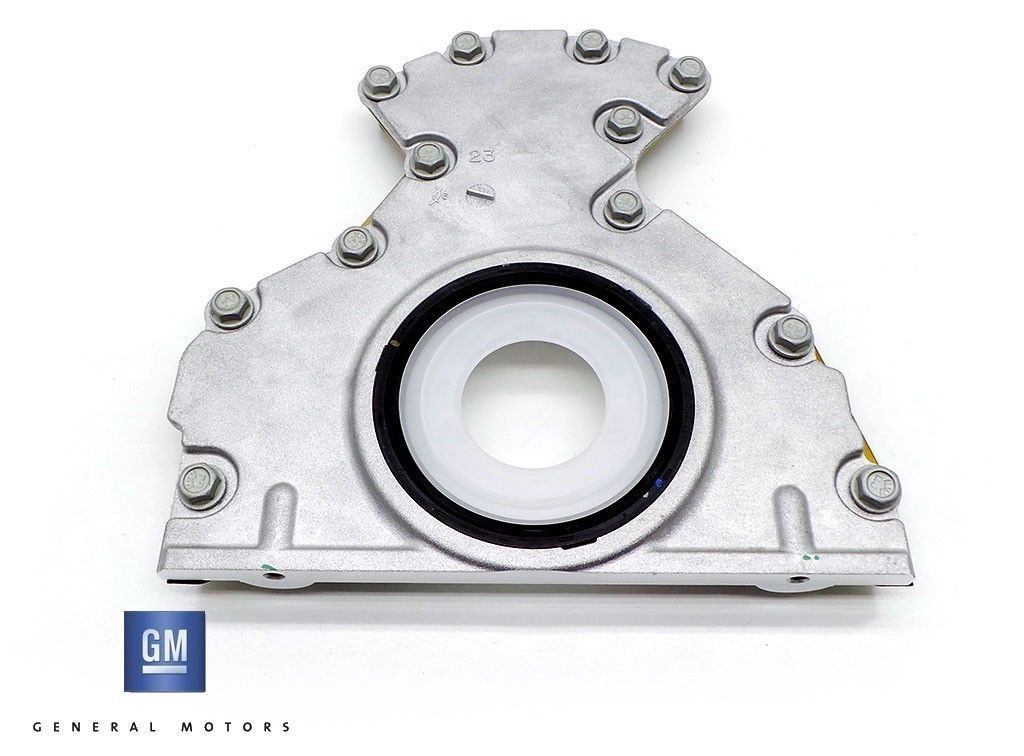 Genuine Gm Rear Main Oil Seal Plate Kit To Suit Holden Ls1