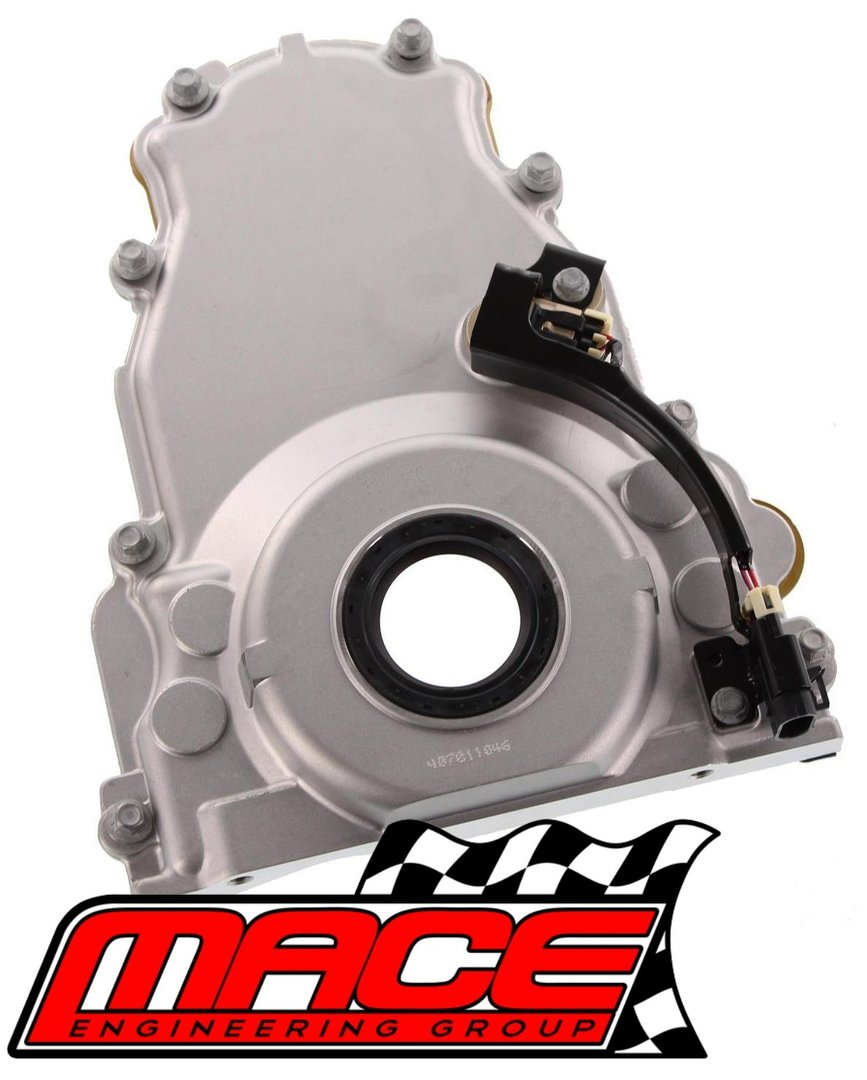 Genuine Gm Timing Cover Kit With Cam Sensor For Holden