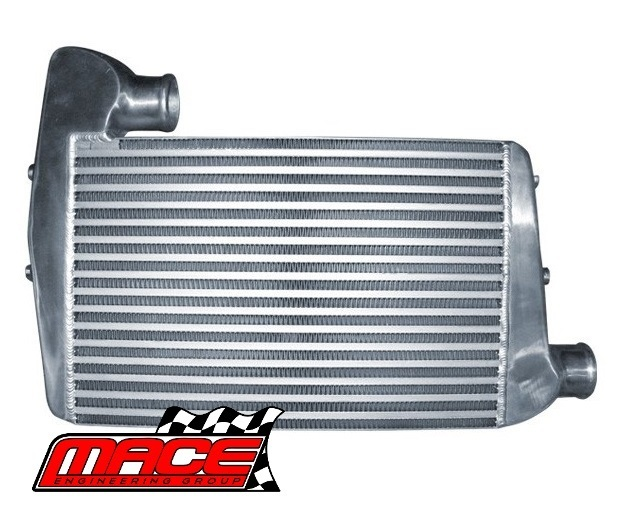 MACE INTERCOOLER UPGRADE TO SUIT FORD FALCON BA BF BARRA 240T 245T TURBO  4 0L I6