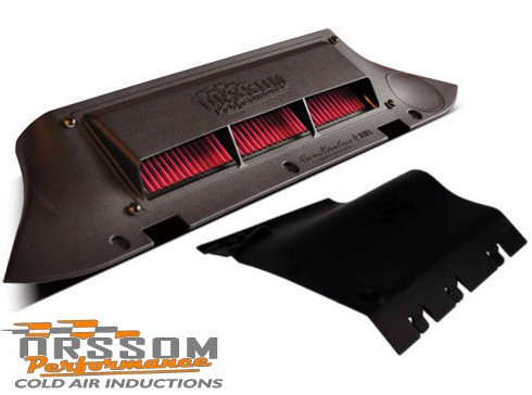 ORSSOM OTR COLD AIR INTAKE AND INFILL PANEL KIT FOR HOLDEN COMMODORE VE VF  SIDI LFW LFX 3 0L 3 6L V6