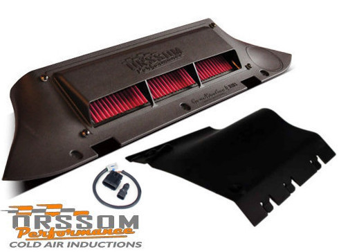 ORSSOM MAF-LESS OTR COLD AIR INTAKE AND INFILL PANEL KIT FOR HOLDEN  COMMODORE VE L76 L77 L98 6 0L V8