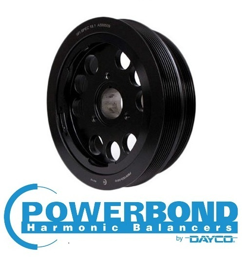 POWERBOND 14% OVERDRIVE RACE BALANCER TO SUIT FPV GT-P FG BOSS 335  SUPERCHARGED 5 0L V8