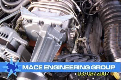 Mace Mini Intercooler Install Instructions