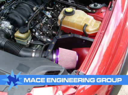 Performance Exhaust System >> MACE COLD AIR INTAKE KIT TO SUIT HOLDEN VT VX VY LS1 5.7L ...