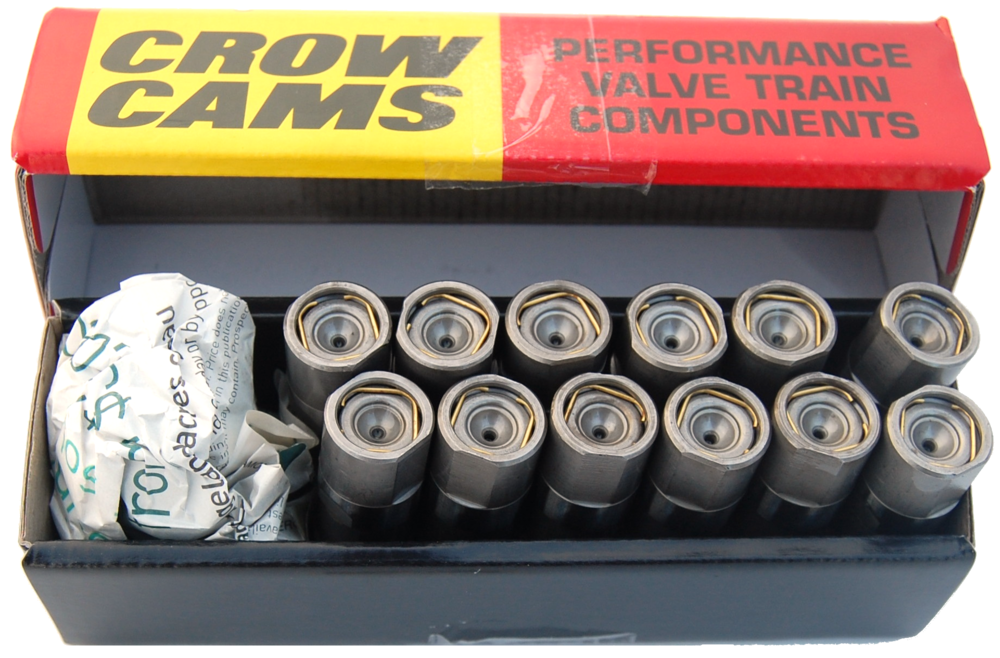 CROW CAMS HYDRAULIC ROLLER LIFTERS TO SUIT HOLDEN BUICK ECOTEC LN3 L27 L36  L67 SUPERCHARGED 3 8L V6