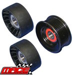Single 8 Rib Serpentine Belt Conversion Pulleys To Suit L67 V6