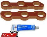 MACE PERFORMANCE MANIFOLD INSULATOR KIT TO SUIT HOLDEN SIDI LLT 3.6L V6