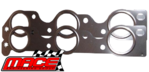 GM GENUINE MLS EXHAUST MANIFOLD GASKET SET TO SUIT HOLDEN ECOTEC L36 L67 SUPERCHARGED 3.8L V6