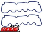 MACE ROCKER COVER GASKET SET TO SUIT HOLDEN L67 SUPERCHARGED 3.8L V6