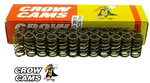 24 X CROW CAMS VALVE SPRING TO SUIT FORD BARRA 182 190 195 240T 245T 270T TURBO E-GAS ECOLPI 4.0 I6