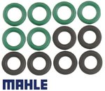 SET OF 12 MAHLE FUEL INJECTOR O-RINGS TO SUIT HOLDEN ALLOYTEC LY7 LE0 LW2 LWR LCA LU1 3.2L 3.6L V6