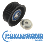 POWERBOND IDLER/TENSIONER PULLEY TO SUIT HOLDEN L77 LS3 6.0L 6.2L V8