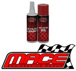 MACE PREMIUM POD FILTER CLEANER & OIL RECHARGE KIT