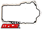 MACE ALUMINIUM SUMP GASKET TO SUIT HOLDEN ECOTEC L36 L67 SUPERCHARGED 3.8L V6 FROM 09/2000