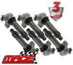 SET OF 6 MACE IGNITION COILS TO SUIT HOLDEN COMMODORE VE VF ALLOYTEC LY7 LE0 LW2 LWR 3.6L V6