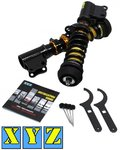 XYZ RACING SUPER SPORT FRONT COILOVER KIT TO SUIT HOLDEN VZ WL SEDAN WAGON UTE
