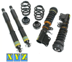 XYZ RACING SUPER SPORT COMPLETE COILOVER KIT TO SUIT HOLDEN VR VS SEDAN
