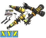 XYZ RACING SUPER SPORT COMPLETE COILOVER KIT TO SUIT HOLDEN VF WN SEDAN WAGON UTE