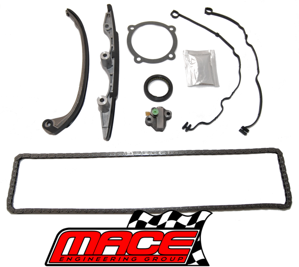 MACE TIMING CHAIN KIT TO SUIT FORD TERRITORY SX SY SZ BARRA 182 190 195  245T TURBO 4 0L I6