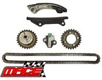 MACE FULL TIMING CHAIN KIT WITH GEARS TO SUIT NISSAN ZD30DDTI ZD30DDT TURBO DIESEL 3.0L I4