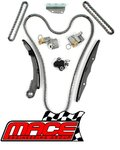 MACE TIMING CHAIN KIT WITHOUT GEARS TO SUIT NISSAN NAVARA D40 VQ40DE DOHC VVT 24V 4.0L V6