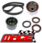 MACE FULL TIMING BELT KIT TO SUIT MITSUBISHI MAGNA TH TJ TL TW 6G74 3.5L V6