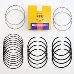 NIPPON 2MM PISTON RING SET FOR HOLDEN COMMODORE VS VT VU VX VY ECOTEC L36 L67 SUPERCHARGED 3.8L V6