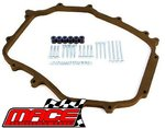 MACE MANIFOLD PLENUM SPACER KIT TO SUIT NISSAN SKYLINE V35 VQ35DE 3.5L V6