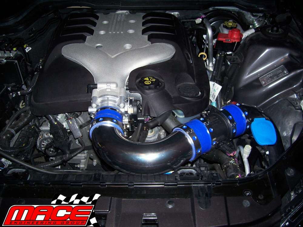 MACE COLD AIR INTAKE KIT TO SUIT HOLDEN ALLOYTEC LY7 LE0 LW2