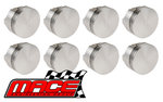 MACE FLAT TOP PISTON SET TO SUIT HOLDEN COMMODORE VK VL VN VP 304 5.0L V8