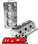 MACE ALUMINIUM HEADS TO SUIT HOLDEN L67 SUPERCHARGED 3.8L V6