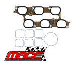 INTAKE MANIFOLD GASKET KIT TO SUIT HOLDEN COMMODORE VE VF SIDI LFX LF1 LFW 3.0L 3.6L V6