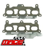 MACE EXHAUST MANIFOLD GASKET SET TO SUIT HOLDEN COMMODORE VZ VE VF ALLOYTEC LY7 LE0 LW2 LWR 3.6L V6