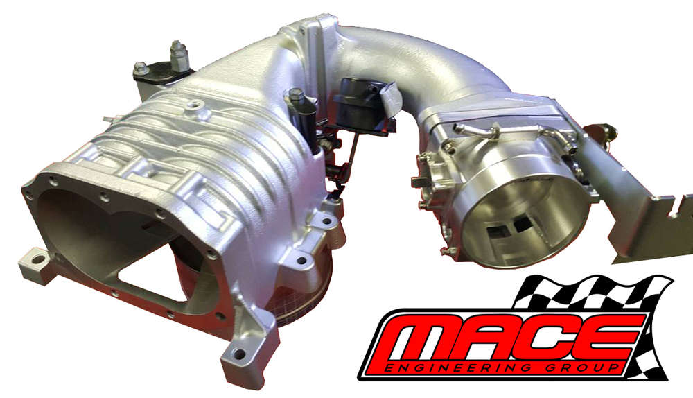 PERFORMANCE M90 SUPERCHARGER PORTING SERVICE TO SUIT HOLDEN