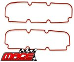 PAIR OF MACE ROCKER COVER GASKETS TO SUIT HOLDEN COMMODORE VN-VY BUICK ECOTEC LN3 L27 L36 3.8L V6